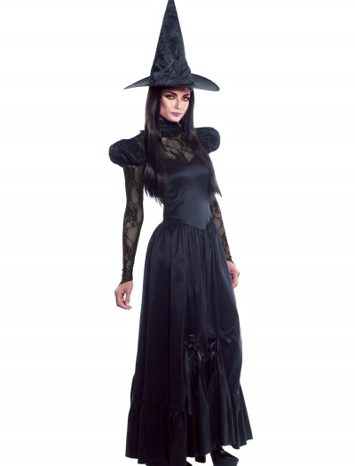 Women's Plus Size Emerald Witch Costume buy now