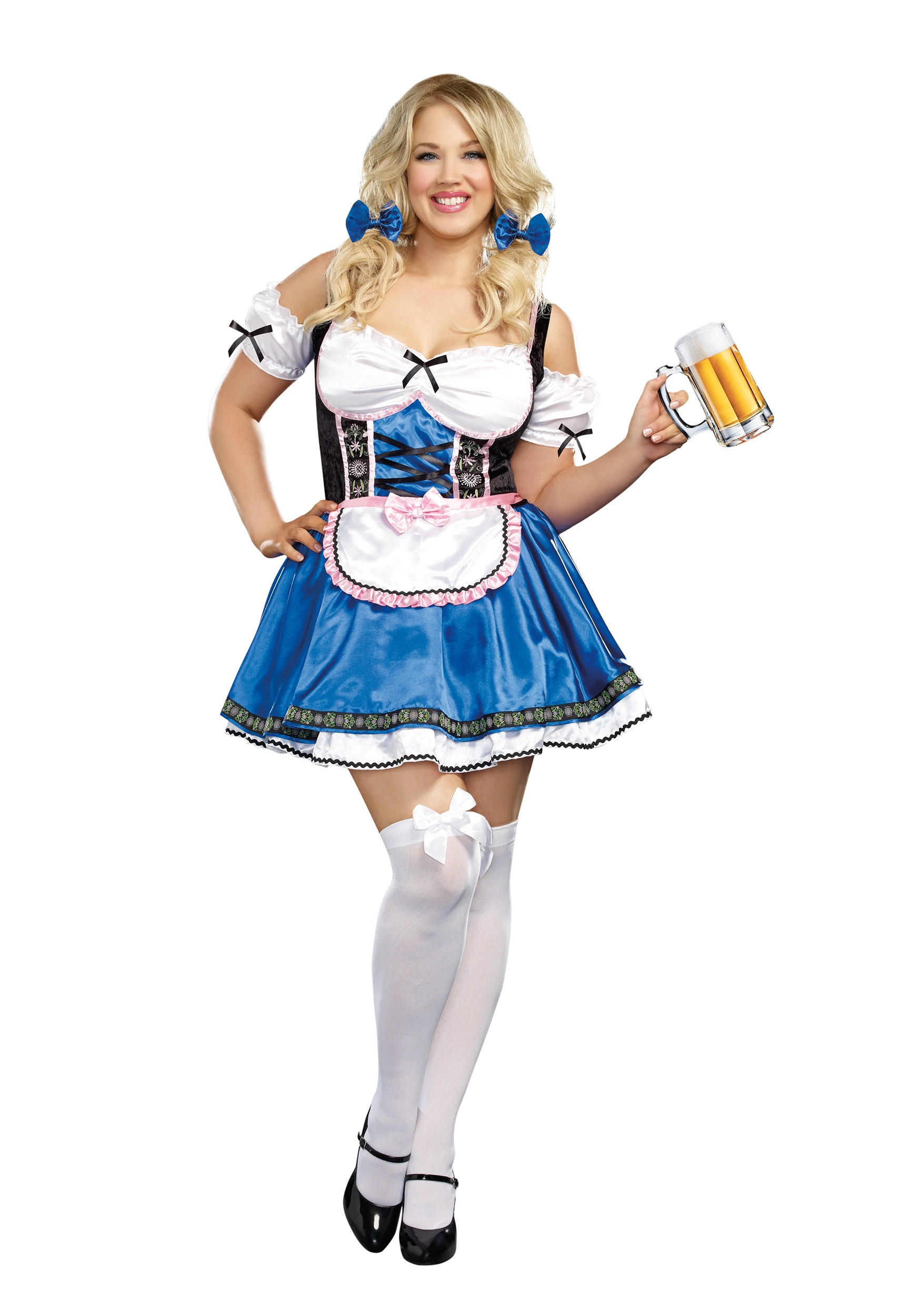Womenu0027s Plus Size Happy New Beer Costume  sc 1 st  Halloween Costumes & Womenu0027s Plus Size Happy New Beer Costume - Halloween Costumes