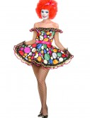 Womens Plus Size Just Clownin Costume buy now