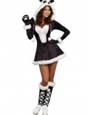 Women's Plus Size Panda Bear Baby Costume buy now
