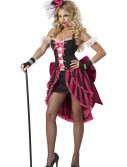Women's Plus Size Parisian Showgirl Costume buy now