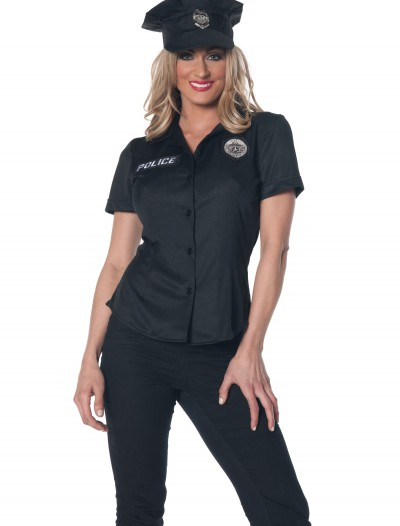 Women's Plus Size Police Shirt buy now