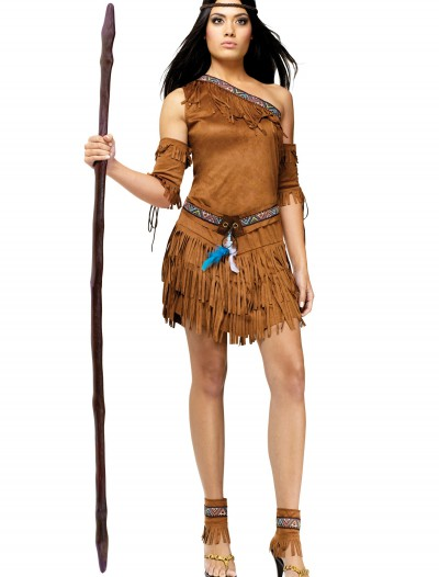 Women's Plus Size Pow Wow Costume buy now