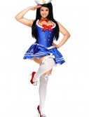 Womens Plus Size Sailor Corset Costume buy now