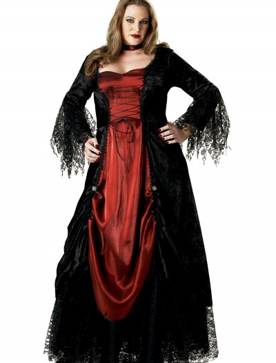 Women's Plus Size Vampire Costume buy now