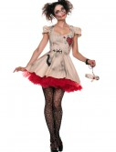 Womens Plus Size Voodoo Doll Costume buy now