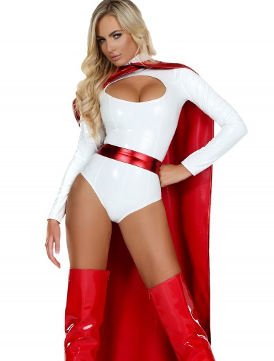 Womens Powerful Superhero Costume buy now