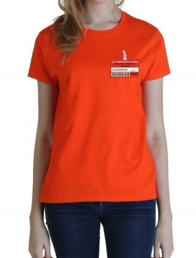 Womens Prison Costume T-Shirt buy now