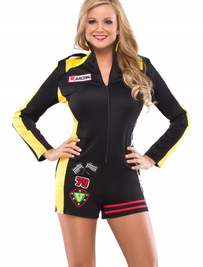 Womens Race Car Girl Costume buy now