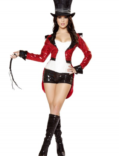 Women's Radiant Ringmaster Costume buy now