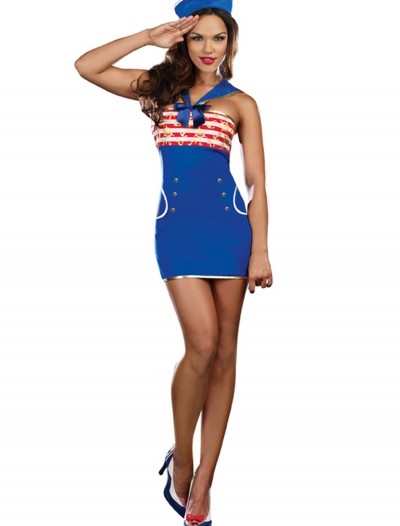 Women's Ridin' Waves Sailor Costume buy now
