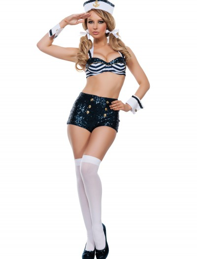 Womens Seductive Sailor Costume buy now