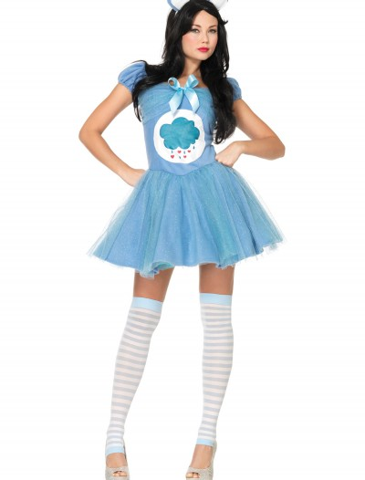 Adult Care Bears Grumpy Bear Costume buy now