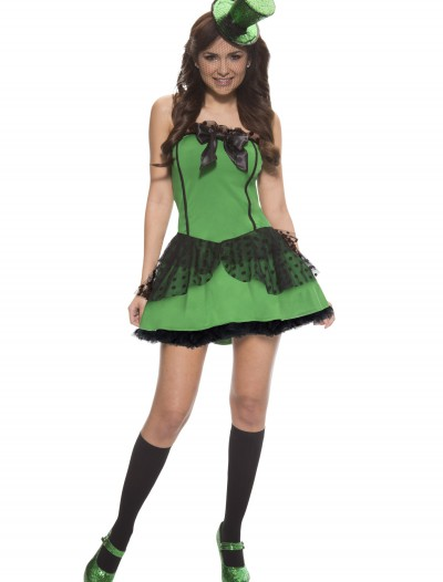 Womens Sexy Leprechaun Costume buy now