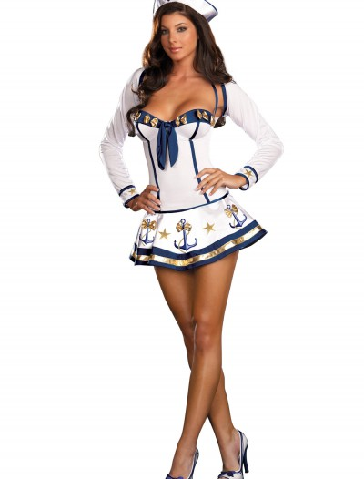 Women's Sexy Sailor Costume buy now