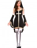 Women's Sinfully Hot Nun Costume buy now