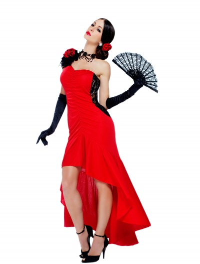 Womens Sizzling Senorita Costume buy now