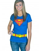 Women's Supergirl Costume T-Shirt buy now