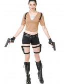 Women's Tomb Fighter Costume buy now