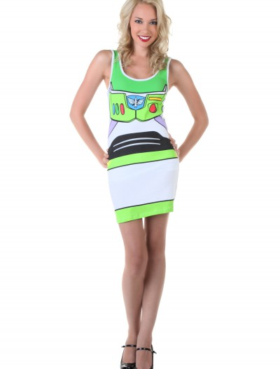 Women's Toy Story Buzz Lightyear Tunic Tank buy now