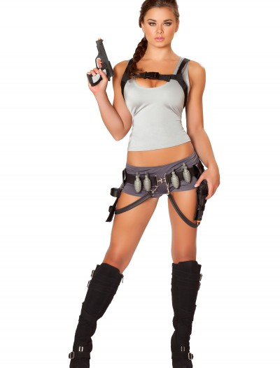 Womens Treasure Huntress Costume buy now
