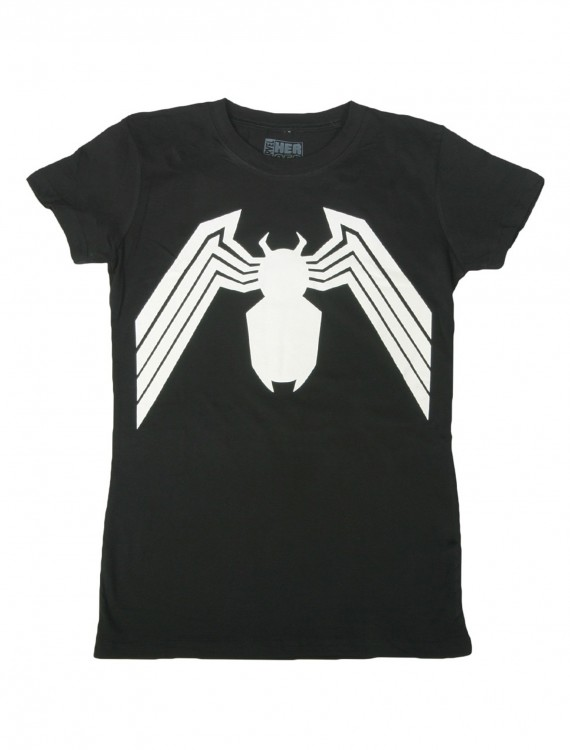 Womens Venom Costume T-Shirt buy now