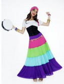 Women's Vibrant Gypsy Costume buy now