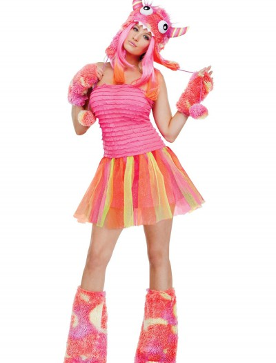 Women's Wild Child Monster Costume buy now