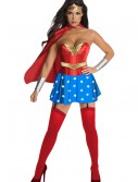 Wonder Woman Corset Costume buy now