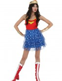 Wonder Woman Mini Skirt Dress buy now