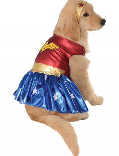 Wonder Woman Pet Costume buy now