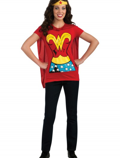 Wonder Woman T-Shirt Costume buy now