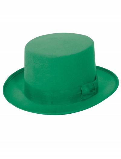 Wool Green Top Hat buy now