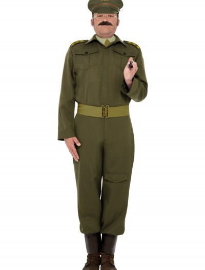 WW2 Home Guard Captain Costume buy now