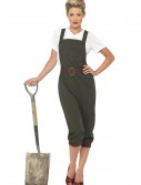 WW2 Land Girl Costume buy now