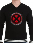 X-Men Xavier Chenille Patch V-Neck Men's Sweater buy now