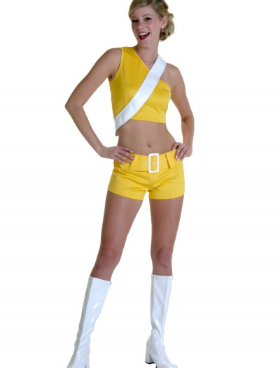 Yellow Soda Girl Costume buy now