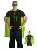Green Superhero Cape buy now