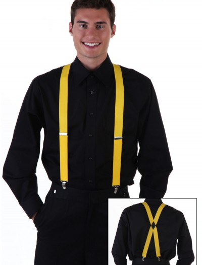Yellow Suspenders buy now