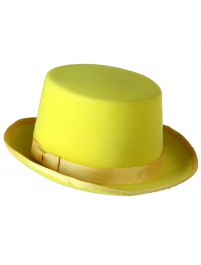 Yellow Tuxedo Top Hat buy now