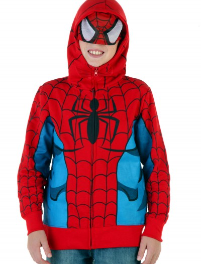 Youth Spider-Man Costume Hoodie buy now