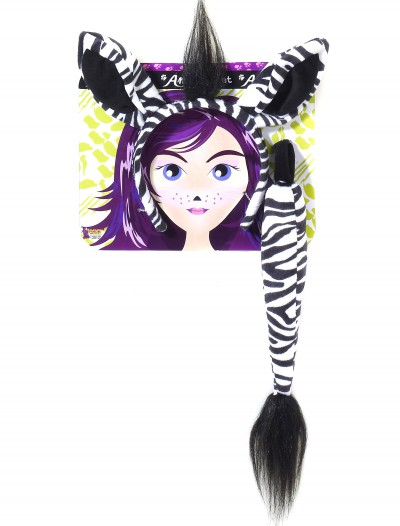 Zebra Ears and Tail Kit buy now