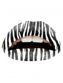 Zebra Lip Applique buy now
