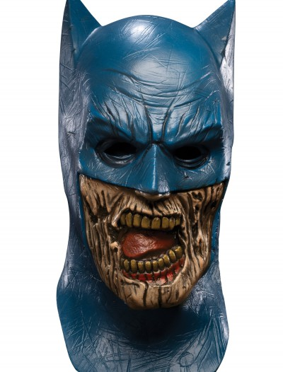 Zombie Batman Latex Mask buy now