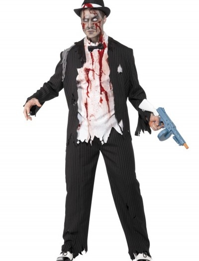 Zombie Gangster Costume buy now