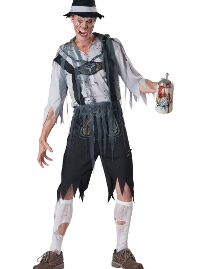 Zombie Men's OktoberFeast Costume buy now