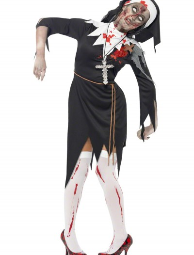 Zombie Nun Costume buy now