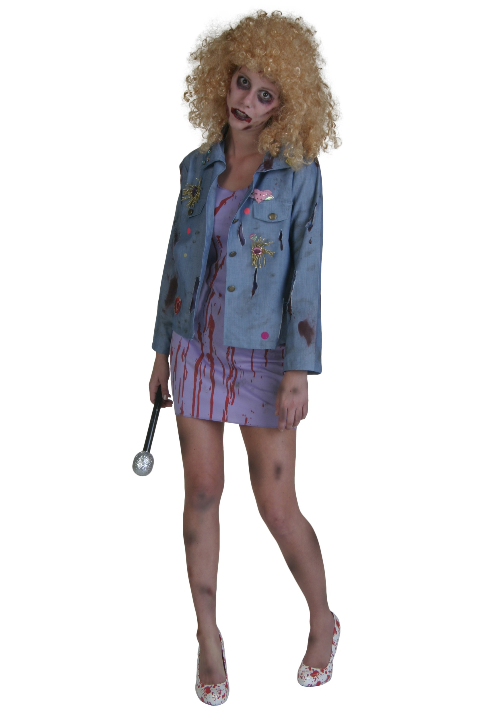 Zombie Soul Singer Costume - Halloween Costumes