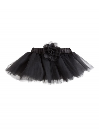 0-18 Months Black Tutu with Flower buy now