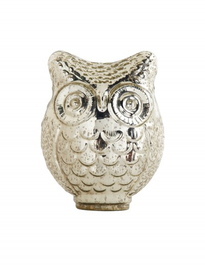 10 Inch Mercury Owl with Large Eyes buy now